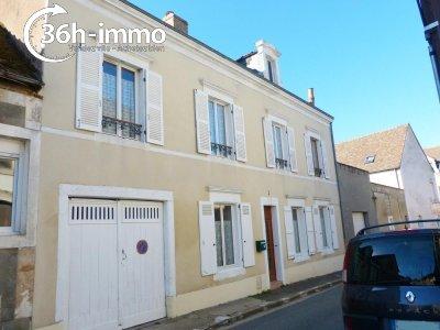 Maison a vendre Bonnétable 72110 Sarthe 6 pièces 114480 euros