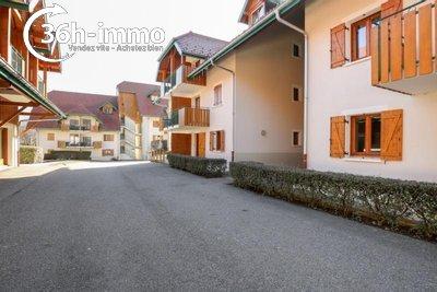 Appartement a vendre Giez 74210 Haute-Savoie 35 m2 1 pièce 49500 euros