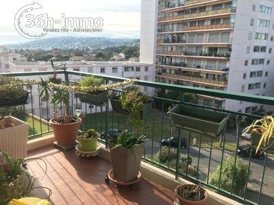 Appartement a vendre Antibes 06600 Alpes-Maritimes 60 m2 3 pièces 140000 euros