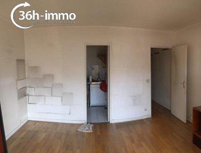 Appartement a vendre Paris 19e arrondissement 75019 Paris 31 m2 1 pièce 175000 euros