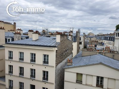 Appartement a vendre Paris 11e arrondissement 75011 Paris 36 m2 1 pièce 299250 euros