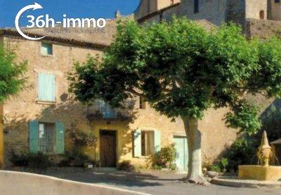 Maison a vendre Puyméras 84110 Vaucluse 170 m2 9 pièces 80000 euros