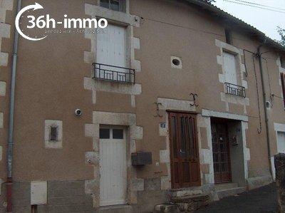 Maison a vendre Chauvigny 86300 Vienne 53 m2 3 pièces 19000 euros