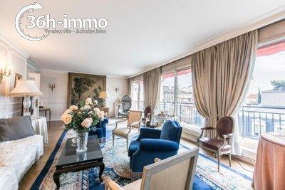 Appartement a vendre Paris 16e arrondissement 75016 Paris 127 m2 4 pièces 1150000 euros