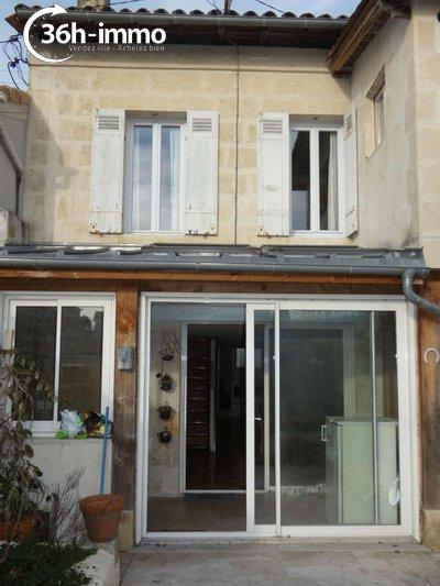 Maison a vendre Bordeaux 33000 Gironde 90 m2 4 pièces 260000 euros