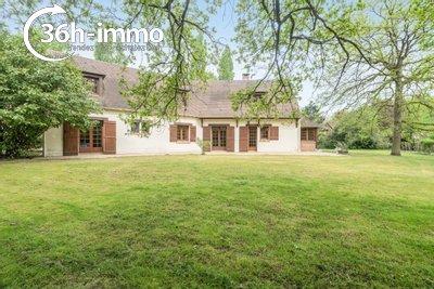 Maison a vendre Pomponne 77400 Seine-et-Marne 300 m2 10 pièces 599500 euros