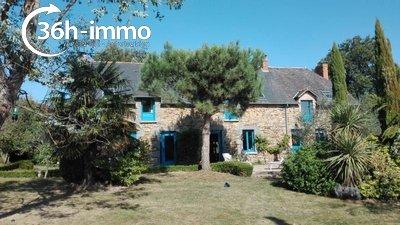 Maison a vendre Val d'Anast 35330 Ille-et-Vilaine 300 m2 7 pièces 271700 euros