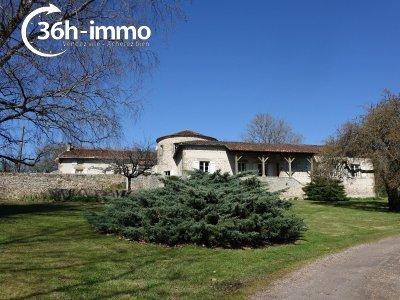 propriete a vendre Nontron 24300 Dordogne 352 m2 11 pièces 225750 euros