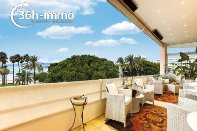 Appartement a vendre Cannes 06400 Alpes-Maritimes 124 m2 5 pièces 2900000 euros