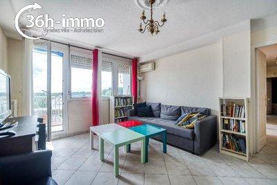 Appartement a vendre Castelnau-le-Lez 34170 Hérault 78 m2 5 pièces 152000 euros