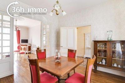 Maison a vendre Parthenay 79200 Deux-Sèvres 161 m2 6 pièces 197950 euros