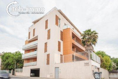 Appartement a vendre Montpellier 34000 Hérault 38 m2 2 pièces 124200 euros