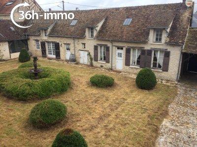 Maison a vendre Saint-Lubin-de-la-Haye 28410 Eure-et-Loir 500 m2 10 pièces 490000 euros