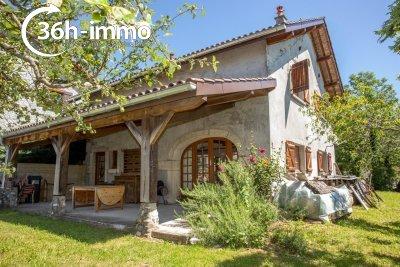 Maison a vendre Léaz 01200 Ain 115 m2 4 pièces 310275 euros