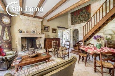 propriete a vendre Francs 33570 Gironde 207 m2 7 pièces 346500 euros