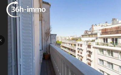 Appartement a vendre Paris 16e arrondissement 75016 Paris 79 m2 4 pièces 840000 euros