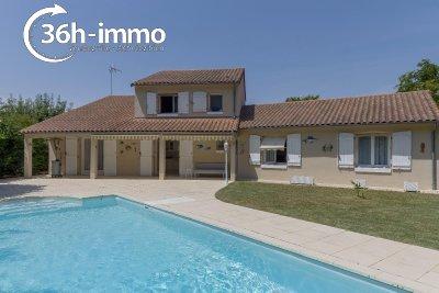 Maison a vendre Mignaloux-Beauvoir 86550 Vienne 186 m2 6 pièces 420000 euros