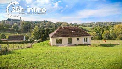 Maison a vendre Arnac-Pompadour 19230 Corrèze 112 m2 4 pièces 145600 euros
