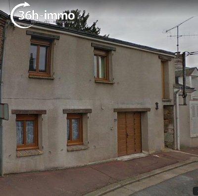Maison a vendre Morée 41160 Loir-et-Cher 115 m2 7 pièces 25000 euros